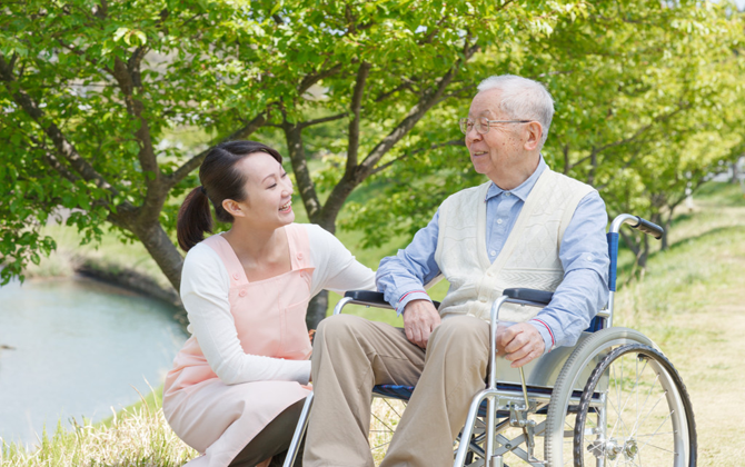 Help For Handicapped People With Home Care